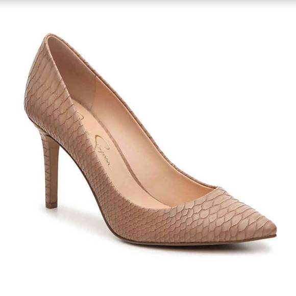 2dad4250c951 Jessica Simpson Shoes - Jessica Simpson Levin Pump